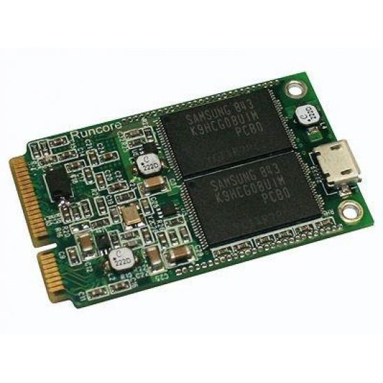32GB RunCore Pro 50mm PATA Mini PCIe Solid State Drive SSD for Dell Mini 9 Image