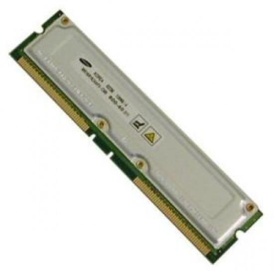 256Mb Samsung ECC PC800 Rambus RDRAM module Image