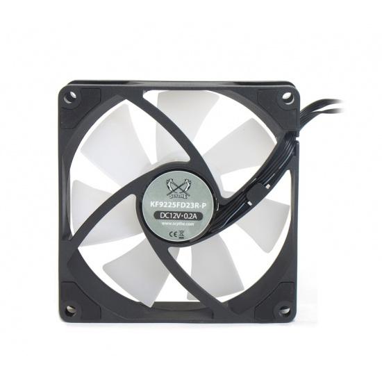 Scythe Kaze Flex 92 (92x25mm) RGB PWM 300-2300 RPM Case Fan Image