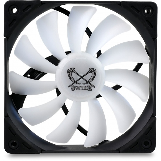 Scythe Kaze Flex 120 (120x25mm) RGB PWM 300-1200 RPM Case Fan Image
