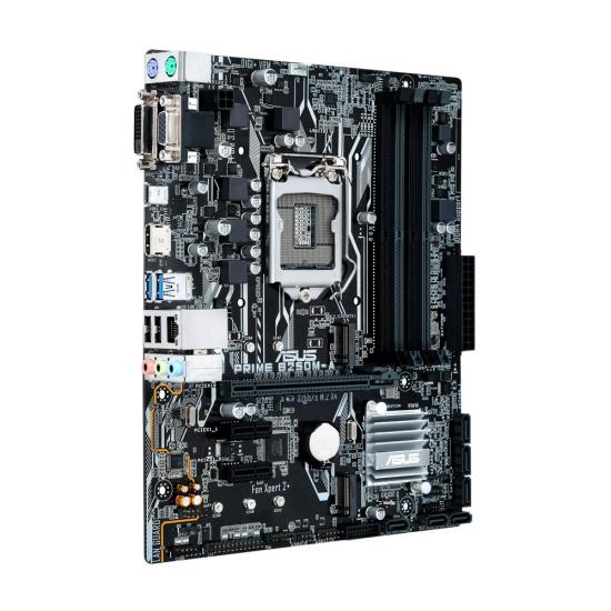 Asus Prime Tuf AMD B450 Micro ATX DDR4-SDRAM Motherboard Image