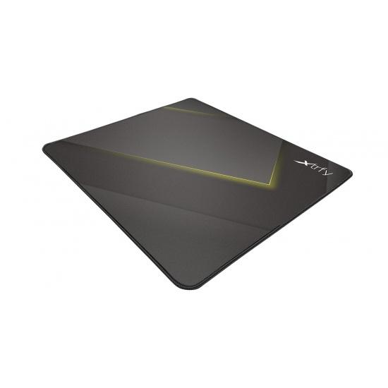 Xtrfy GP1 Medium Surface Gaming Mouse Pad - Black, Yellow Image