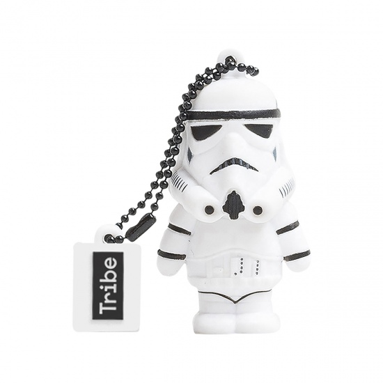 16GB Star Wars Classic Stormtrooper USB Flash Drive Image