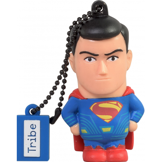 16GB Superman USB Flash Drive Image