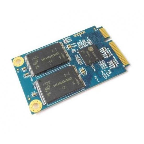 64GB SuperTalent IDE Half Mini 2 PCIe SSD for Dell Inspiron Mini 9 (117/72MB read/write) Image