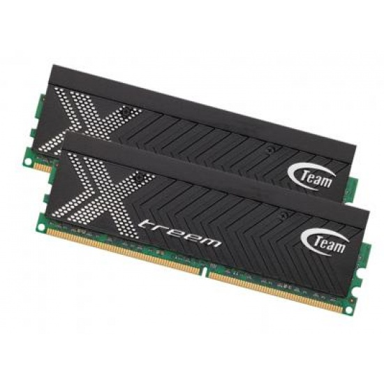 2GB Team DDR2 PC2-10400 1300MHz (6-6-6-18) Xtreem Series memory kit (for Intel P35 chipsets and later) Image
