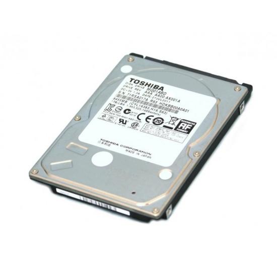 500GB Toshiba 2.5-inch SATA laptop hard drive (5400rpm, 8MB cache) MQ01ABD050 Image
