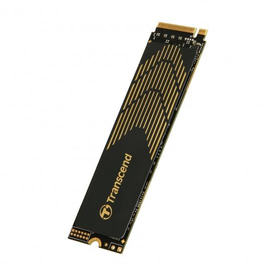 1TB Transcend M.2 2280 PCIe Gen4 x4 NVMe SSD 240S Image