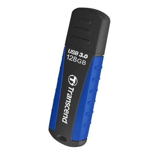 128GB Transcend JetFlash 810 USB3.0 Rugged Flash Drive Image