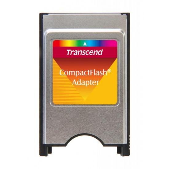 Transcend CompactFlash PCMCIA Adapter Image