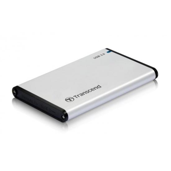 Transcend StoreJet 25S3 SATA 6Gb/s 2.5-inch Hard Drive Enclosure USB3.0 Image