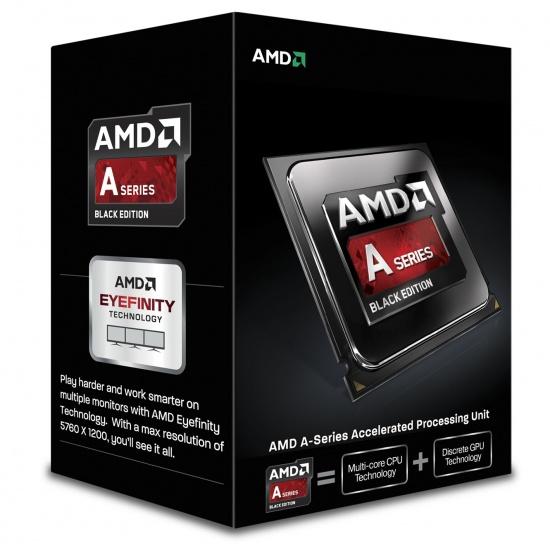 Amd A6 6400k 3 9ghz L2 Desktop Processor Boxed