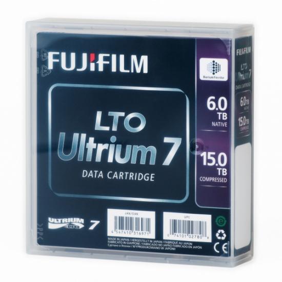 Fujifilm Ultrium 7 LTO 6TB Data Cartridge Tape  Image