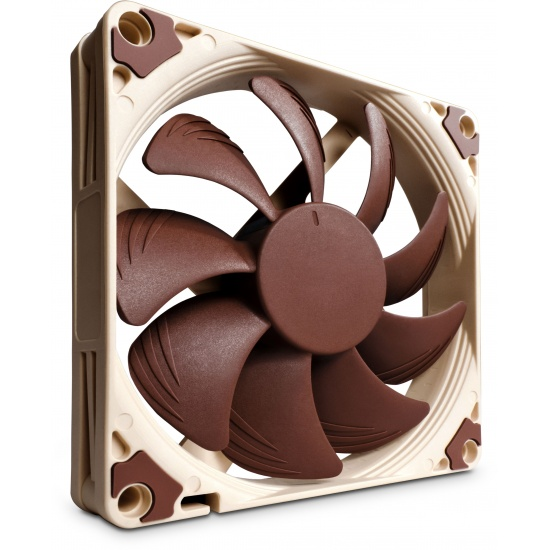 Noctua 60MM A-Series Blade AAO Frame 3000RPM SSO2 Bearing Fan - Brown Image