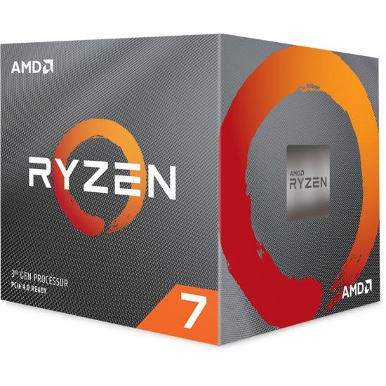 AMD Ryzen 7 3700x 3.6GHz 32MB AM4 CPU Desktop Processor Boxed Image