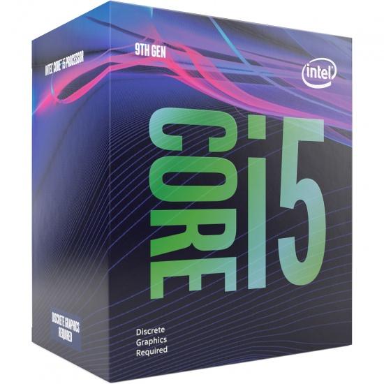 Intel Core i5-9400F 2.9GHz Coffee Lake 9MB LGA1151 CPU Desktop Processor Image