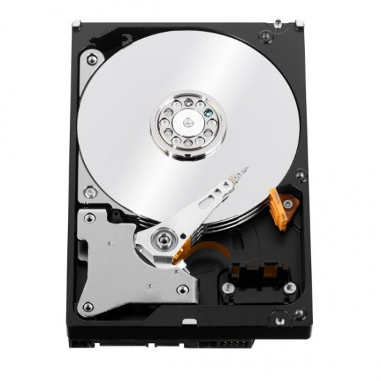 6TB Western Digital WD Red NAS 3.5-inch Hard Drive SATA III 6Gbps 64MB Cache Image