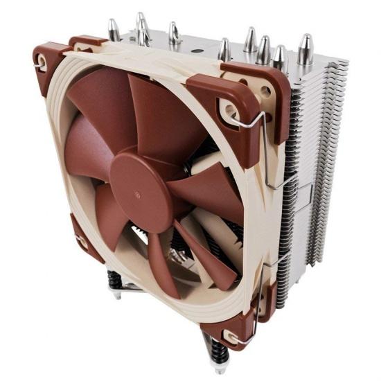 Noctua NH-U12DXi4 i4 120mm Processor Cooler - Aluminum, Brown Image