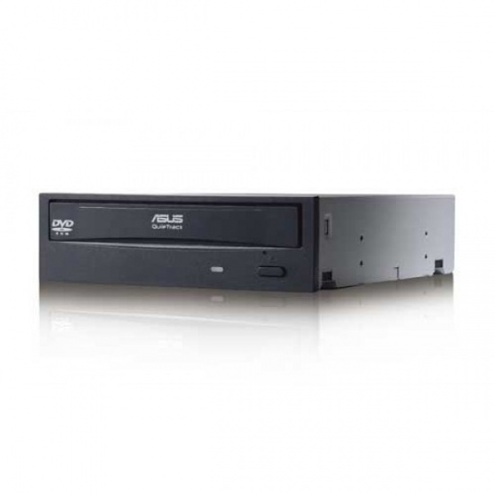 Asus DRW-24F1ST Internal Optical DVD+RW Disc Drive - Black Image