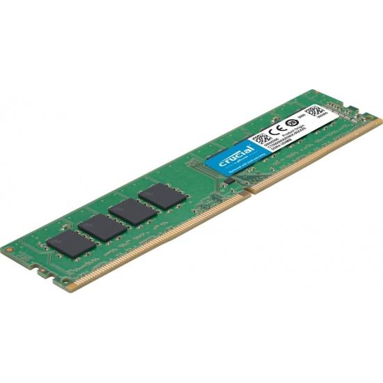 8GB Crucial 3200MHz DDR4 Memory Module (1 x 8GB) Image