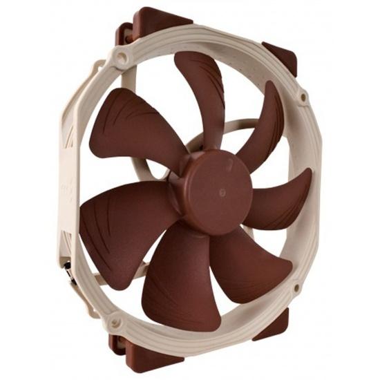 Noctua 140MM 1200RPM 4-Pin SSO2 Bearing A-Series Blade Geometry Fan Image