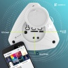 NGS Roller Ride 10W Portable Wireless BT and TWS Speaker - White Image